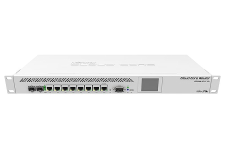 Router CCR1009-7G-1C-1S+