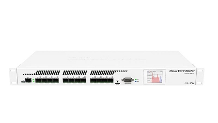 Router CCR1016-12S-1S+