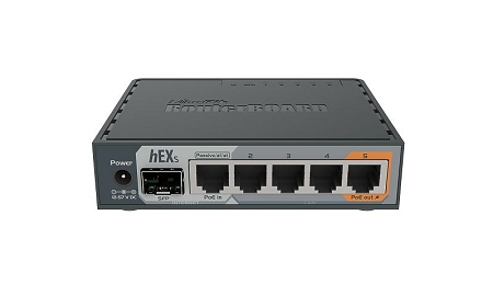 hEX S Ethernet Router