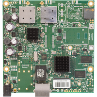 MikroTik RB911G-5HPacD RouterBOARD 911G-5HPacD CPE Board with 802.11ac Support.