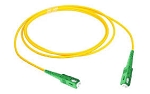 SC TO SC  Duplex Single Mode PVC  Fiber Optic Patch Cable 20 PACK