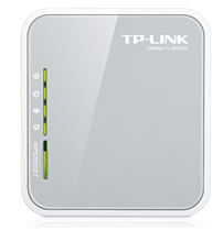 Portable 3G/4G Wireless N Router TL-MR3020